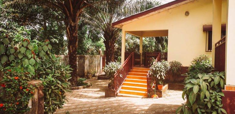 Maison d'hôte à Kindia 1